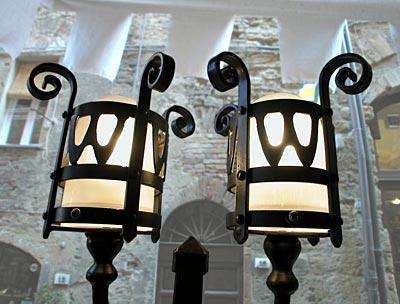 lamp Web&Wine Volterra