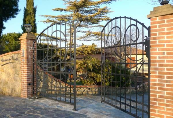 """gate """"Eolo"""" Volterra"""
