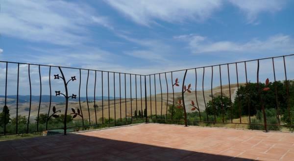 """railing """"Colombaino"""" Volterra"""